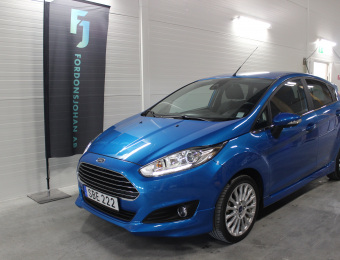Ford Fiesta 1,0 -15