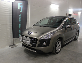 Peugeot 3008 1.6 HDi -09