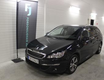 Peugeot 308SW Style 1,2 -17