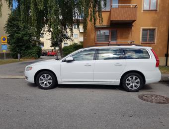 Volvo V70 D4 AWD Momentum 2014