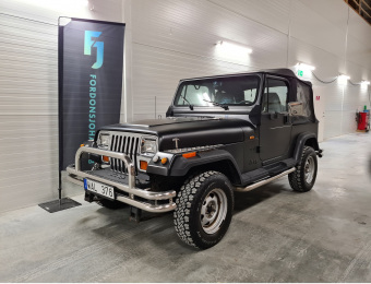Jeep Wrangler -93