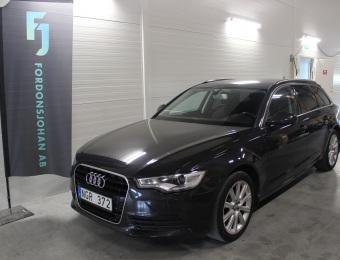 Audi A6 Avant 2.0 TDI -13