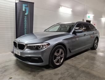BMW 520D Xdrive Sport Line -18