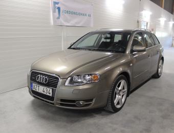 Audi A4 2,0T Quattro -07