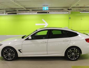 BMW 320D GT xDrive m-sport 2016
