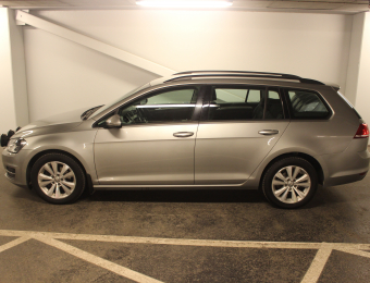 Volkswagen Golf 1,6 TDI 4Motion 2014